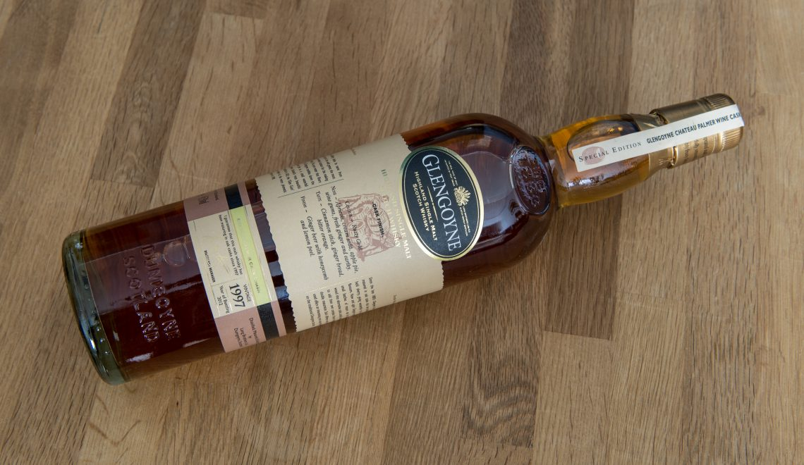 Glengoyne – Château Palmer Finish