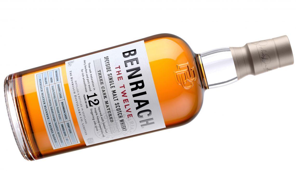 Benriach – 12 YO, «The Twelve»