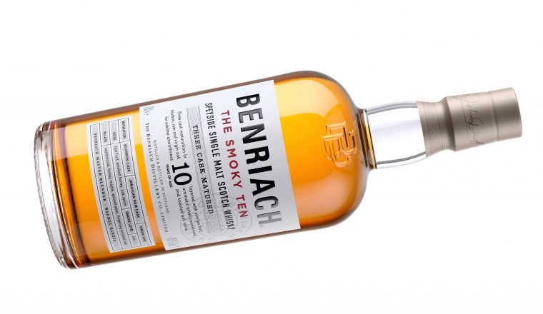 Benriach – The Smoky Ten