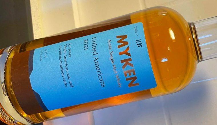 Myken – United Americans 2021
