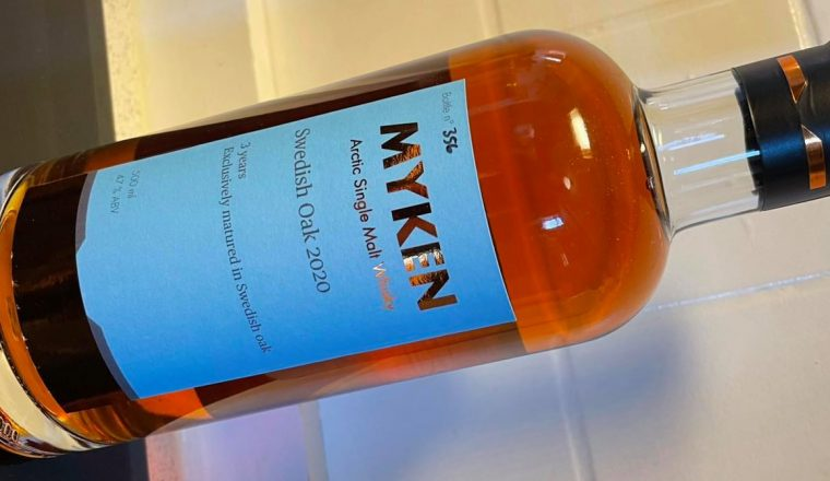Myken – Swedish Oak 2020